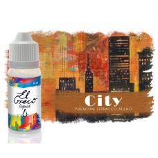 City - El Greco liquid