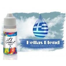 Hellas Blend - El Greco liquid