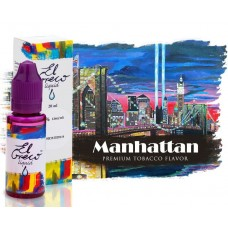 Manhattan - El Greco liquid