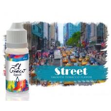 Street - El Greco liquid